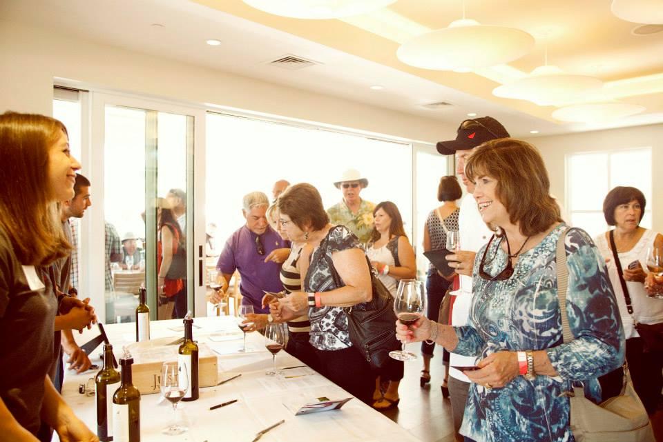 Justine Winery Gala Tasting Rooom