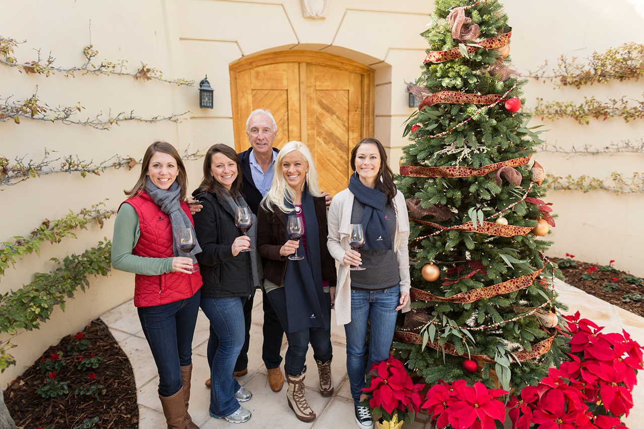 Holiday Open House at JUSTIN Vineyards & Winery